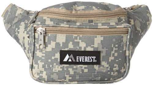 Everest digital camo Taille Pack, DIGITAL Camouflage, One Size
