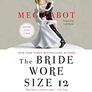 The Bride Wore Size 12     A Novel              By:                                                                                                                                 Meg Cabot                               Narrated by:                                                                                                                                 Sandy Rustin                      Length: 10 hrs and 33 mins     168 ratings     Overall 4.3