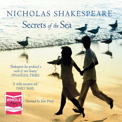 Secrets of the Sea audiobook cover art