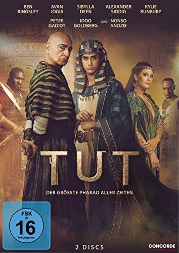 TUT – Der größte Pharao aller Zeiten [2 DVDs]