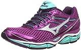 Mizuno Wave Enigma 5 (W) - entrenamiento/correr de sintético mujer, color púrpura, talla 38.5