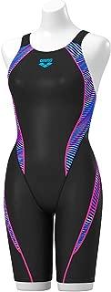 arena(アリーナ) トレーニング 競泳用 水着 レディース セイフリーバック 着やストラップ ARN-9075W/9076W