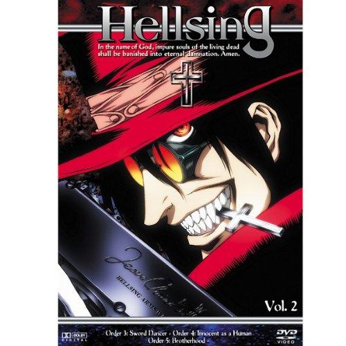 Hellsing Vol. 2