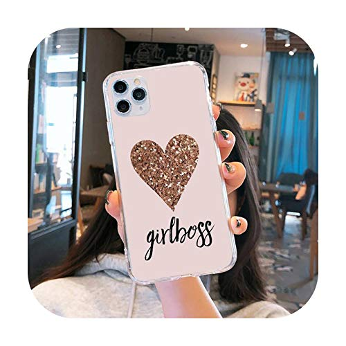 Funda para iPhone 11 Pro X XS Max XR 5 6S 7 8 Plus Samsung S8 S9 S10 S20 A71 A21s Plus Note 20 ultra-a5 para Galaxy S10 Plus