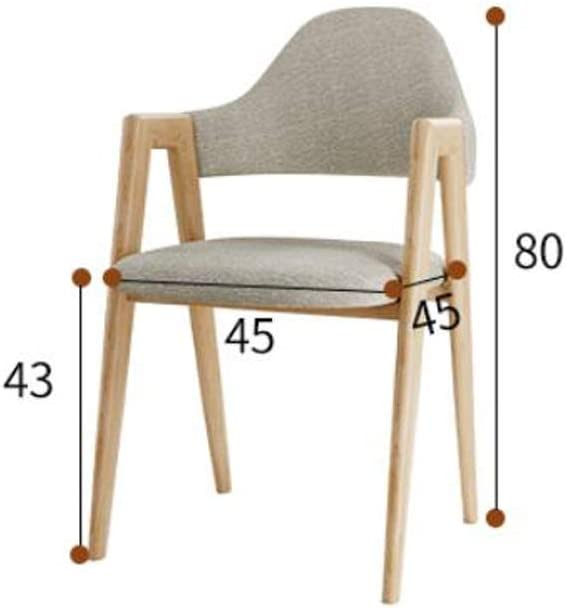 Stable Simple chaise bureau étudiant et chaise de maquillage tabouret retour à la maison à manger chaise d'ordinateur Gratuit (Color : Brown a) Blue