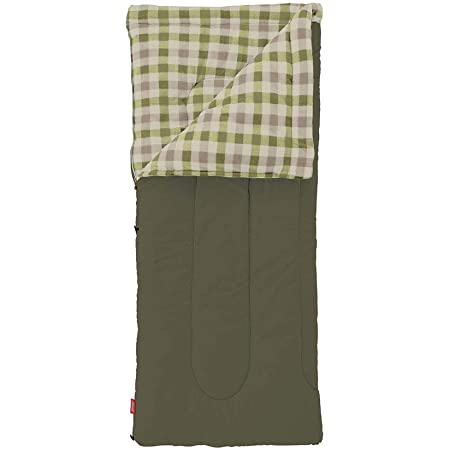 コールマン(Coleman) 寝袋 フリースEZキャリー 封筒型
