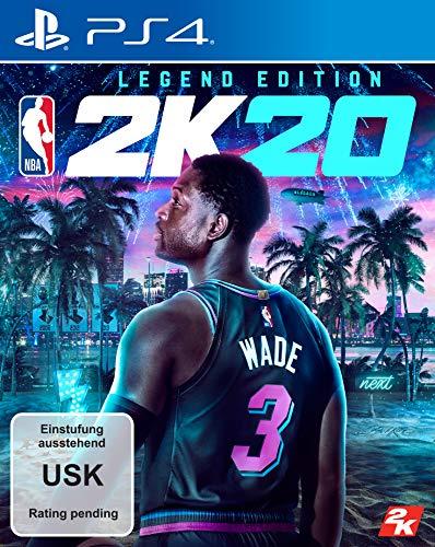 NBA 2K20 Legend Edition - PlayStation 4 [Importación alemana]
