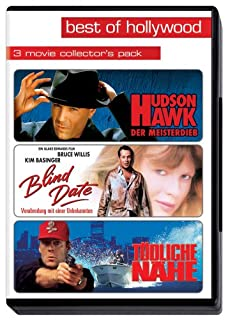 Best of Hollywood - 3 Movie Collector's Pack: Hudson Hawk - Der Meisterdieb / ... [3 DVDs]
