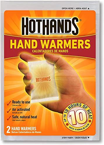 HeatMax Hot Hands 2 Handwarmer (40 Pairs), Limited Edition