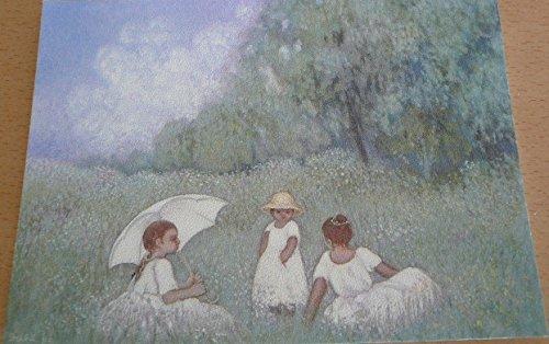 Heide Dahl–Picnic–10x 15cm Postkarte