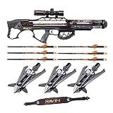 Ravin Crossbows R29X 450 FPS Crossbow Package Essentials Bundle (3 Items)