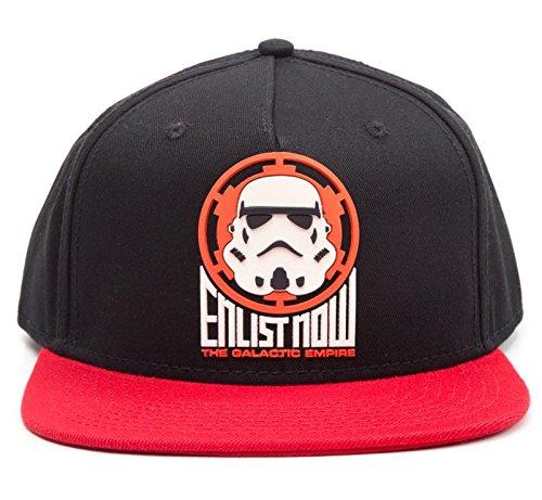For-collectors-only Casquette Star Wars motif L'Empire Galactique Le Réveil de la Force, casquette de baseball, casquette de visière, casquette snapba
