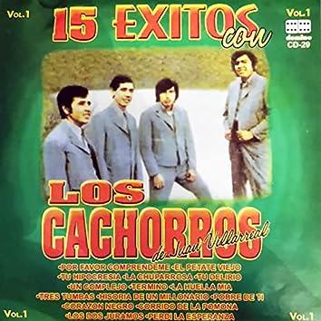 15 Exitos, vol. 1