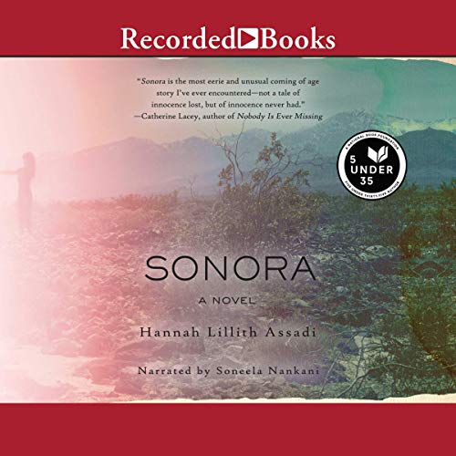 Sonora audiobook cover art