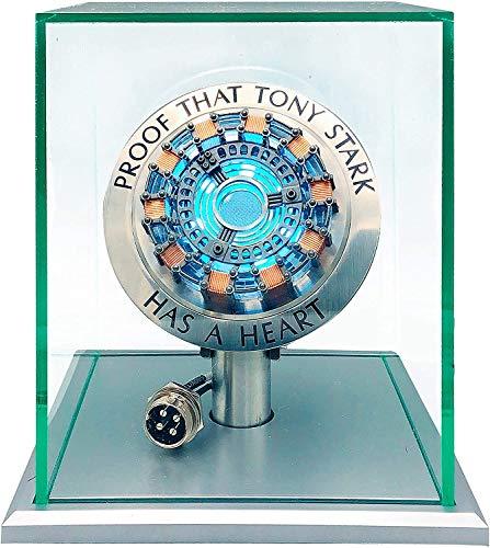 1: 1 x Iron Man Arc reactor MK1, DIY USB Finited Product,...