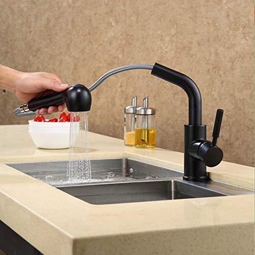 Robinet mitigeur bassin robinet cascade robinet antique salle de bain robinets d'eau chaude et froide en pierre de quartz évier mélangeur évier de cuisine robinet robinet d'eau chaude et froide tire
