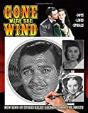 Gone with the Wind - Dots Lines Spirals Coloring Book: New kind of stress relief movie classics coloring book for adults