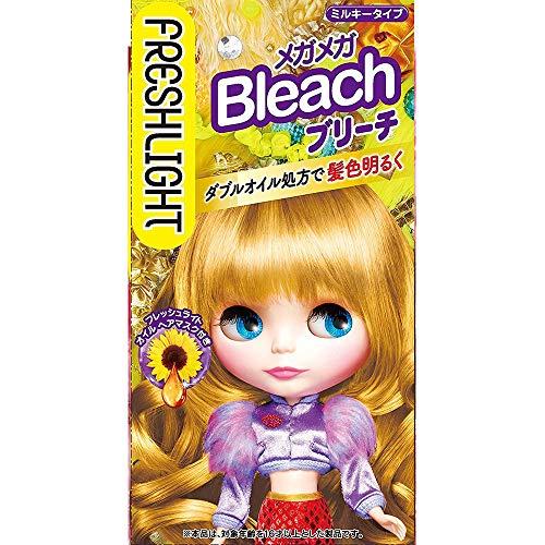Fresh Light Hair Color - Mega Mega Breach