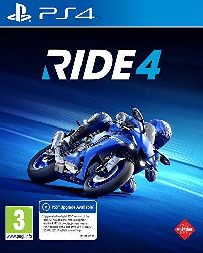 Ride 4 PS4 - PlayStation 4