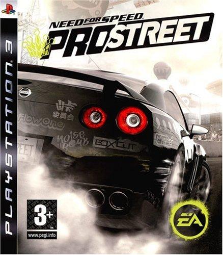 Need for speed : prostreet [Blu-ray] [PlayStation 3] [Importado de Francia]