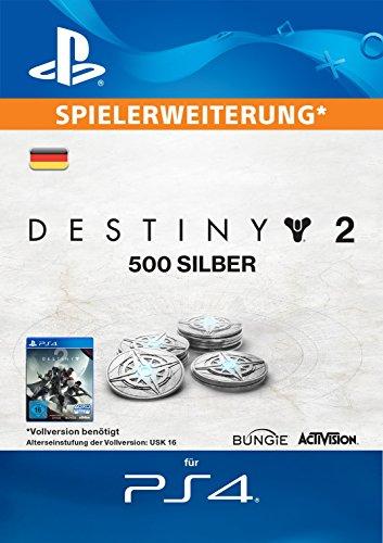 500 Destiny 2 Silber [PS4 Download Code - deutsches Konto]