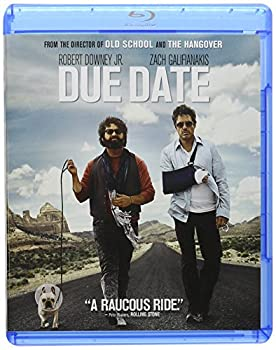 Due Date  Rpkg/BD  [Blu-ray]