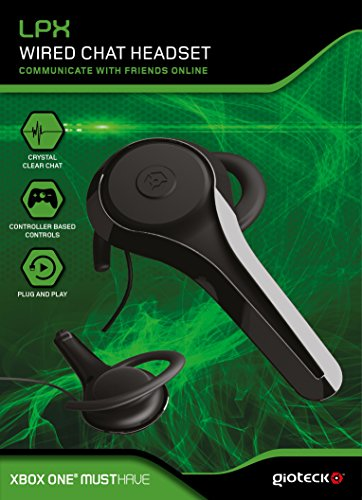 Xbox One - LPX WIRED CHAT HEADSET XB1