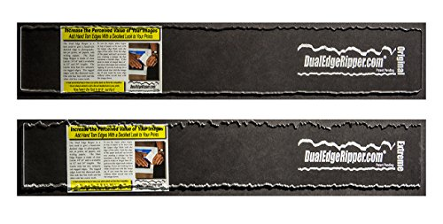 Dual Edge Ripper Original and Extreme Bundle Watercolor Paper Deckle Edge Tool 2-24 inch Tools