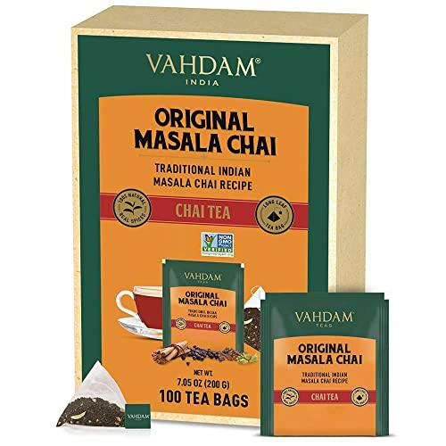 Vahdam -  , Bio Masala Chai