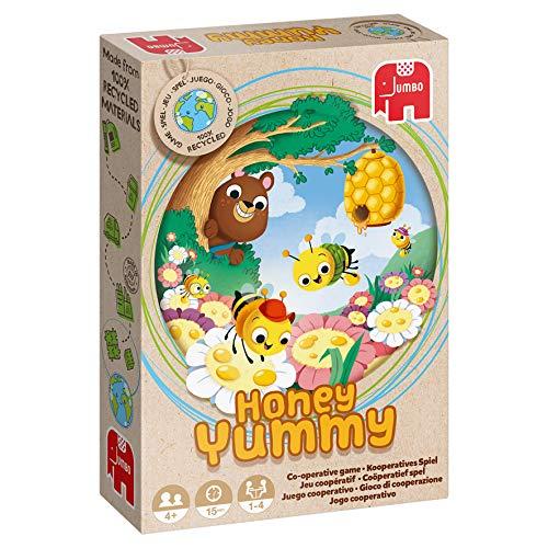 Jumbo Honey Yummy Game Giocho per bambini, Multicolore, 19731