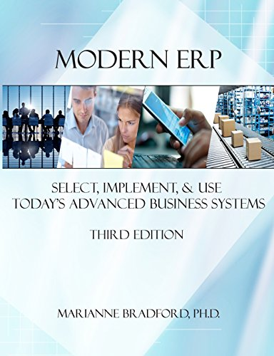 Modern ERP: Select, Implement, and Use Today's Advanced Business Systems