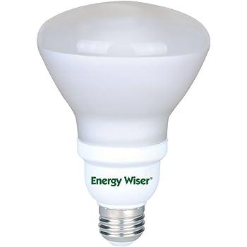 GE 12273 EL23//R25//WW Flood Screw Base Compact Fluorescent Light Bulb