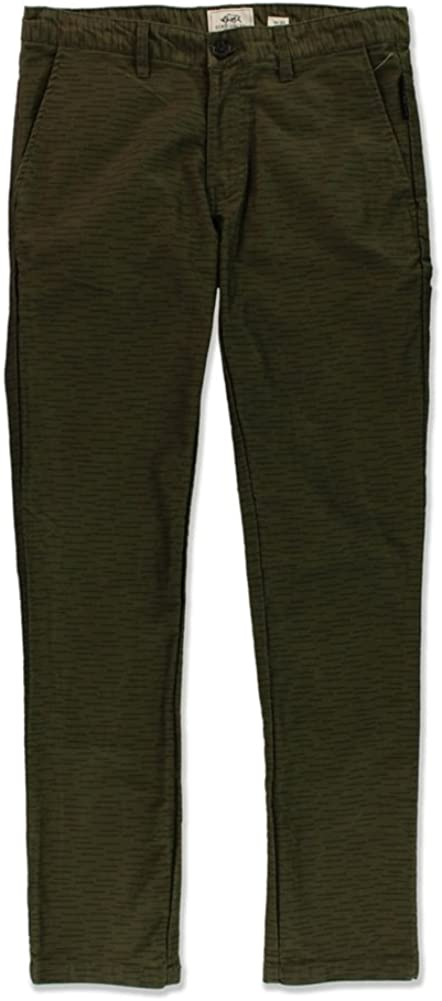 Ecko Unltd. Mens Camo Slim Fit Casual Trouser Pants, Green, 28W x 31L