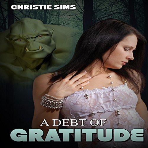 A Debt of Gratitude audiobook cover art