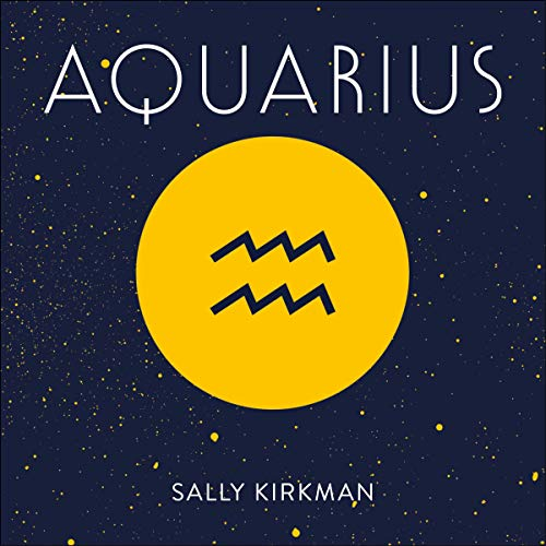 Aquarius audiobook cover art