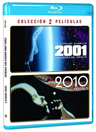 Pack 2001: Odisea + 2010: Odisea 2 Blu-Ray [Blu-ray] a buen precio