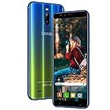 Cellulari offerte del giorno (2020) J6+ 6.0', 3GB RAM + 16GB ROM/128GB Espandibili Cellulari, Android 9.0 4G Smartphone 4800mAh Batteria, 8MP + 5MP Dual SIM 4G Telefoni In Offerta (oro)