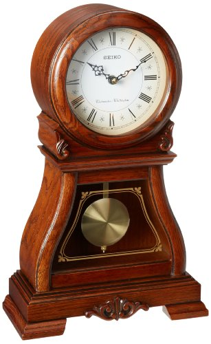 Seiko Mantel Chime With Pendulum Clock Don T Miss