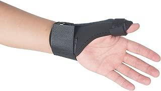 Lolicute Tenosynovitis Brace Trigger Thumb Splint Thumb Spica Splint Thumb Wrist Splint/Brace Wrist and Thumb Brace Baseball Thumb Guard Catching