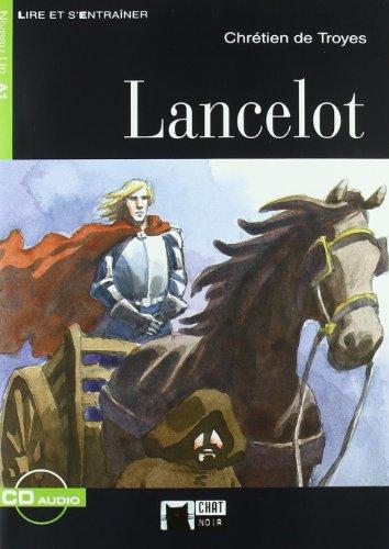 Lancelot. Material Auxiliar. Educacion Secundaria (Chat Noir. Lire Et S'entrainer) - 9788431676841