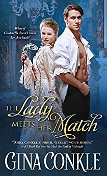 The Lady Meets Her Match (Midnight Meetings Book 2) by [Gina Conkle]
