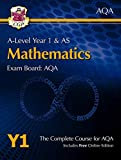 A-Level Maths for AQA: Year 1 & AS Student Book with Online Edition