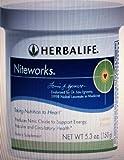 Herbalife Niteworks Powder Mix, Trial Size, Developed with Nobel Laureate in Medicine Dr. Lou Ignarro., Kosher, Trial-Size/5.3 oz