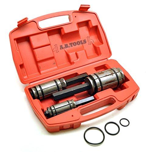 Ausdehnung des Auspuffrohrs / Auspuffschalldämpferanlage hinten Werkzeug 3PC 30mm - 85mm399