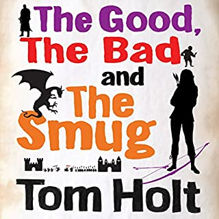 The Good, the Bad and the Smug cover art