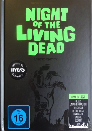 Night of the Living Dead - Mediabook (Limited Edition)