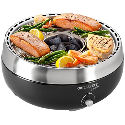 Food & Fun Deluxe Barbacoa de carbón...