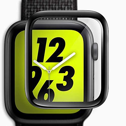 Pelicula Vidro temperado 6d Para Apple watch tamanhos 38/40/42/44mm (38mm)