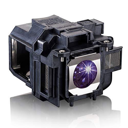 YOSUN Lampada del proiettore per Epson ELPLP78 V13H010L78 EB-945 EB-955W EB-965 EB-S17 EB-S18 EB-SXW03 EB-SXW18 EB-W18 EB-W22 EB-X18 EB-X20 EB-X24 EB-X25 EH-TW490 EH-TW5200 Lampada del proiettore