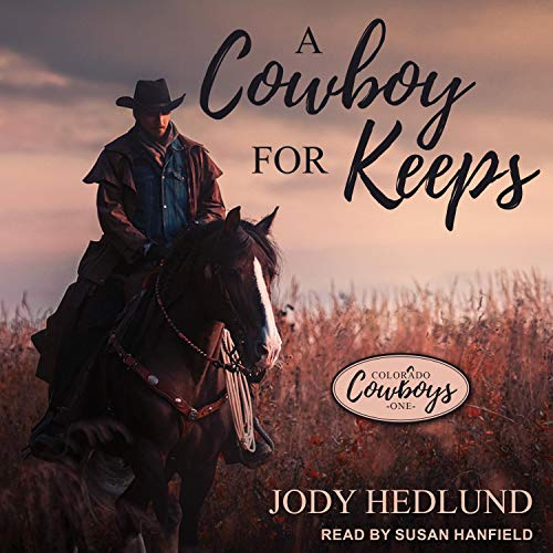 A Cowboy for Keeps cover art
